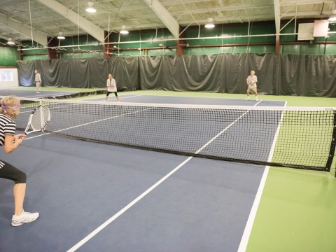 Indoor Tennis Courts